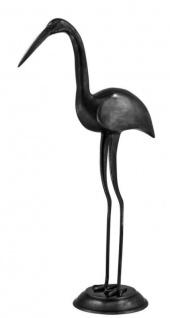 Casa Padrino Luxus Bronzefiguren Störche 2er Set - Edel & Prunkvoll - Vorschau 5