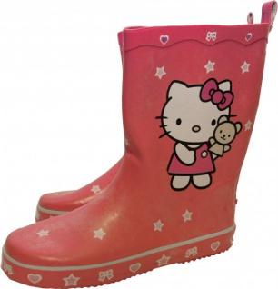 Hello Kitty Gummistiefel Pink - Hellokitty Gummi Stiefel Regen Schuhe