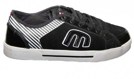 Etnies Skateboard Schuhe Rhea Black/White Etnies Shoes