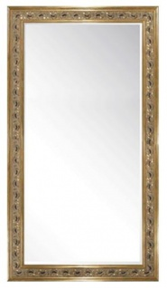 Casa Padrino Barock Spiegel / Wandspiegel Gold 75 x H. 175 cm - Barockmöbel
