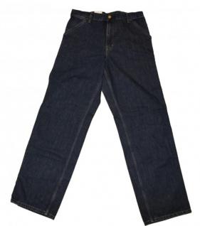 Carhartt Skateboard Jeans Hose Simple Pant Fremont Blue