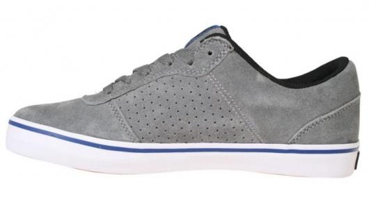 Vox Gray/Blue/Black Skateboard Schuhe Downlow Gray/Blue/Black Vox Hohe Qualität cfbe0f