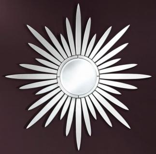 Casa Padrino Designer Spiegel Ø 120 cm - Luxus Accessoires