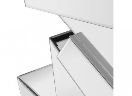 Casa Padrino Luxus Spiegelglas Konsole 120 x 40 x H. 90 cm - Luxus Hotel Möbel - Vorschau 4