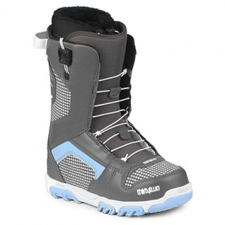 Thirtytwo Snowboard Boots Prion Grey/Blue Women´s Gr. 37.5 - 32 - Thirty Two - Snowboard Stiefel