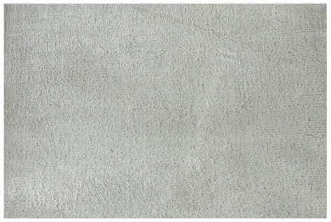 Casa Padrino Luxus Wohnzimmer Teppich Silber-Beige 300 x 400 cm - Rechteckiger Viskose Teppich - Luxus Qualität - Wohnzimmer Deko Accessoires