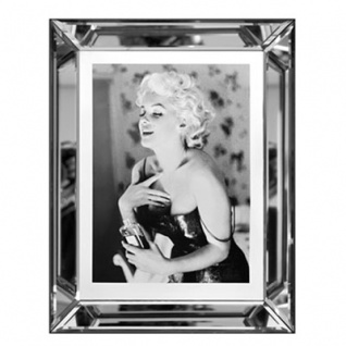 Casa Padrino Designer Bild Marilyn Monroe 40 x H. 50 cm - Limited Edition