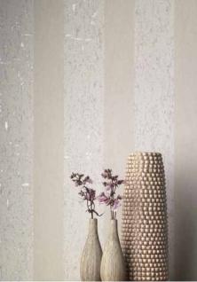 Casa Padrino Barock Vliestapete mit Streifen Creme / Beige 10, 05 x 0, 53 m - Deko Accessoires - Vorschau 2