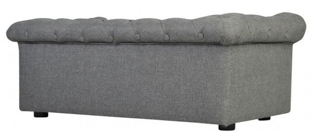 Casa Padrino Luxus Chesterfield Hunde & Katzen Sofa 90 x 48 x H. 34 cm - Verschiedene Farben - Luxus Tiermöbel - Vorschau 4