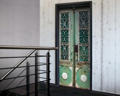Tür 2.0 XXL Wallpaper für Türen 20002 Paris - selbstklebend- Blickfang für Ihr zu Hause - Tür Aufkleber Tapete Fototapete FotoTür 2.0 XXL Wallpaper Fototapete