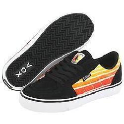 Vox Skateboard Schuhe Drehobl Fishing/White