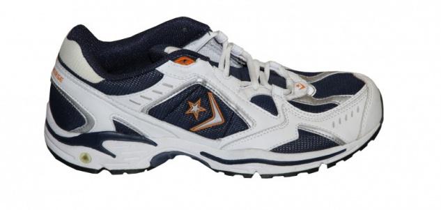 Converse Skateboard Schuhe White / Blue sneakers Shoes
