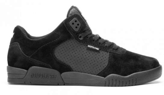 SUPRA Skateboard Schuhe Ellington Black