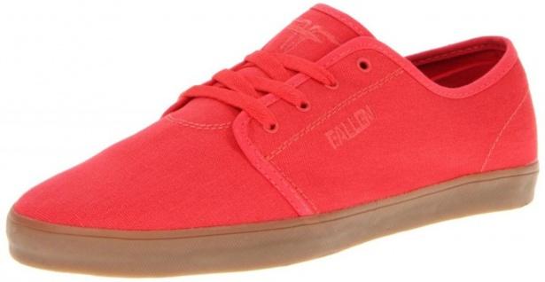 Fallen Skateboard Schuhe DAZE Rot
