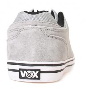 Vox Skateboard Lockdown Schuhe Lockdown Skateboard (Vulc) Light Grau/Weiß cd1347