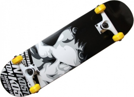 Koston Skateboard Komplettboard Insistence 8.0 x 31.125 inch - Complete Skateboards