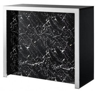 Casa Padrino Designer Bar 120 x 48 x H. 104, 5 cm - Luxus Barschrank