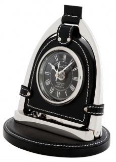 Casa Padrino Designer Luxus Uhr Cadance Day-Date Since 1909 Automatic B 17 x T12 x H 19 cm - Edel & Prunkvoll - Vorschau 2