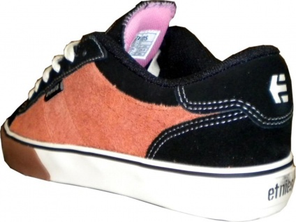 Etnies Skateboard Schuhe Perro Brown/Black/Gum Hohe Qualität Qualität Qualität 113ffb