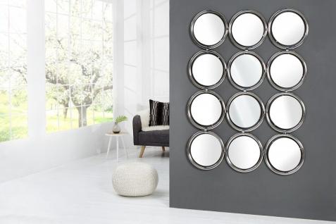 Casa Padrino Wandspiegel silber 130cm x 95cm