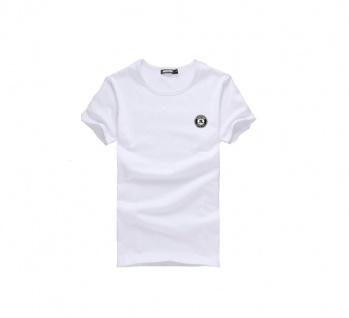 Koston Skateboard T-Shirt Weiß Logo
