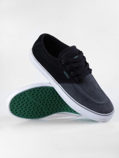 Etnies Skateboard Schuhe Jameson 2.5 Dark Black/Grey/White