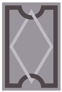 Wunderschöner Luxus Teppich aus 100% Neuseeland-Wolle, Grau/Braun, Samtweich 200 x 300 cm - Hochwertige Qualität