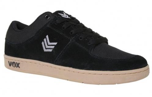 Vox Skateboard Schuhe Schuhe Schuhe Passport (Cup) Black/Gray/Gum 53a1e9