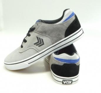 Vox Skateboard Schuhe Schuhe Schuhe Lockdown Cement/Schwarz/Blau fbf916