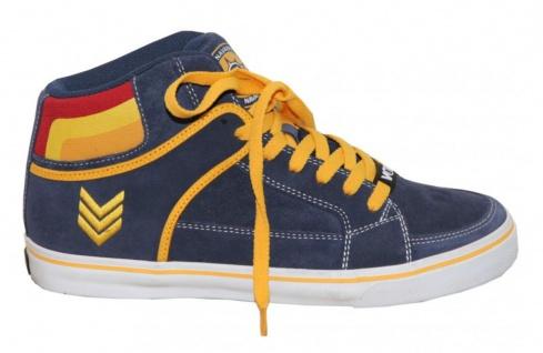 Vox Skateboard Schuhe Schuhe Skateboard Navagator Blue/Sunshine/White b9f243