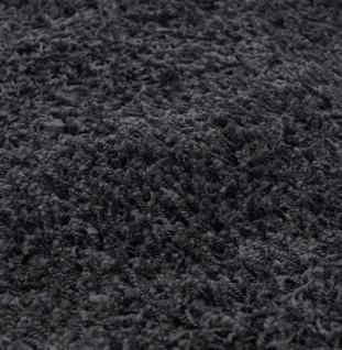 Casa Padrino Designer Teppich 160 x 230 cm Schwarz - Läufer - Vorschau 2