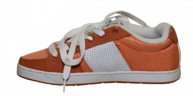 Osiris Skateboard Schuhe Clint Girls Tangerine/ Orange/ White Beliebte Schuhe