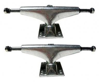 Amok Skateboard Achsen Set 6.0 Silber (2 Achsen)
