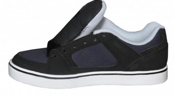 ES Blau/ Skateboard Schuhe Slant schwarz/Dark Blau/ ES Weiß Sneakers sheos 265be6