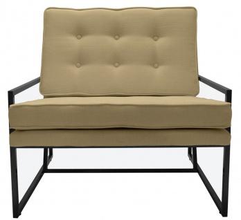 Casa Padrino Luxus Sessel 85 x 89 x H. 78 cm - Verschiedene Farben - Luxus Möbel