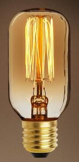Casa Padrino Luxus Glühbirnen 6er Set Antik Gold / Gold 4, 5 x H. 11 cm - Lampen & Leuchten Accessoires
