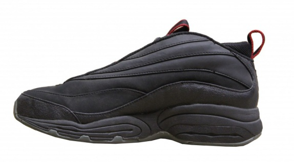 Converse Skateboard Schuhe Reign Mid Black/Grey/Red Sneakers shoes - Vorschau 2