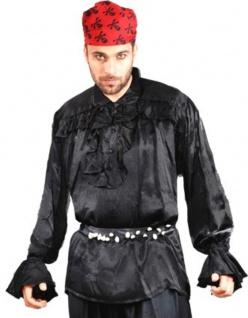 Roche Brasiliano Piraten Shirt - Black