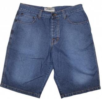 Iriedaily Skateboard Herren Shorts Denim Blue