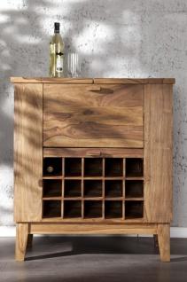 Casa Padrino Bar Wein Schrank - Whiskey Schrankbar Antik Stil - Jugendstil Whiskeyschrank Weinschrank Barschrank