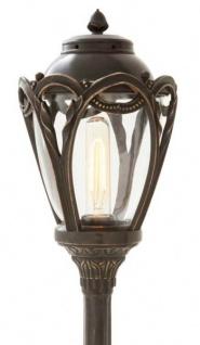 Casa Padrino Luxus Standleuchte Messing Massiv Lincoln Park - Leuchte Lampe - Tischleuchte Tischlampe - Vorschau 2