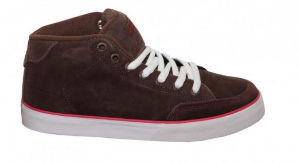 Circa Skateboard Schuhe 50 Mid Deta Brown Sneakers Shoes