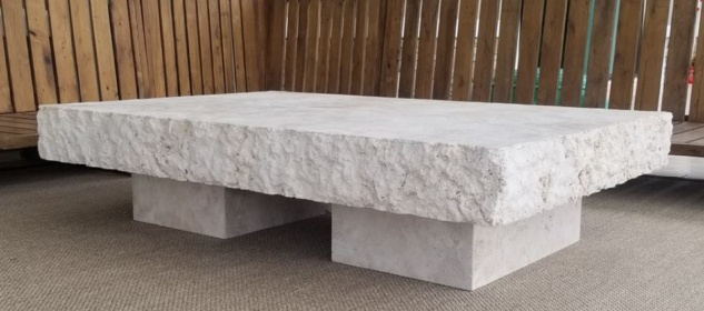 Casa Padrino Luxus Couchtisch Weiß 110 x 70 x H. 35 cm - Moderner Marmor Wohnzimmertisch - Luxus Marmor Wohnzimmer Möbel