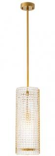 Casa Padrino Luxus Kronleuchter Gold 25 x 19 x H. 53 cm - Hotel & Restaurant Möbel