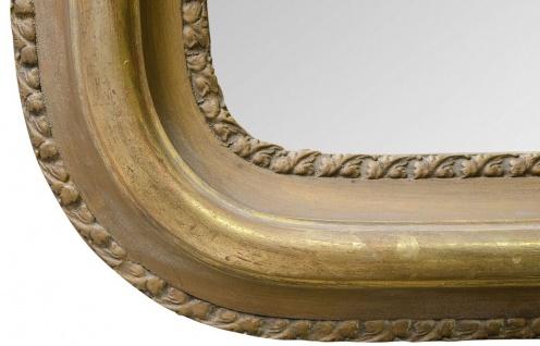 Casa Padrino Barock Wandspiegel Gold 107 x H. 107 cm - Edel & Prunkvoll - Vorschau 5