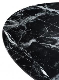 Casa Padrino Luxus Esstisch Oval 170 x 110 x H. 75 cm - Luxus Esszimmermöbel - Vorschau 5