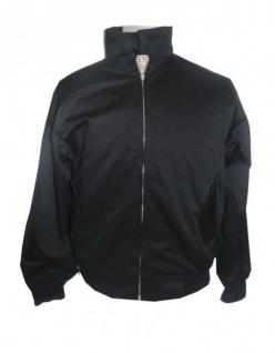 King Geogre 59 Skateboard Harrington Jacket Black