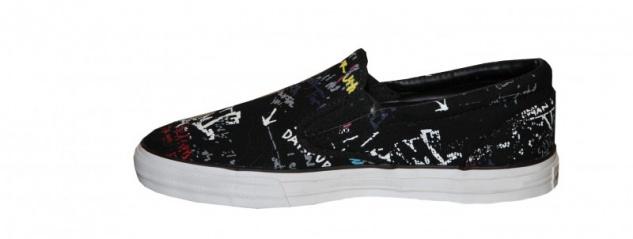 Converse Skateboard Skateboard Converse Schuhe Skidgrip Ev Slip On Bathroom Black Beliebte Schuhe e1edc3