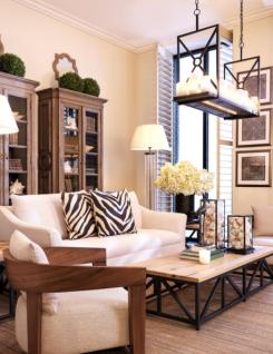 Casa Padrino Luxus Art Deco Designer Couchtisch Zink - Wohnzimmer ...