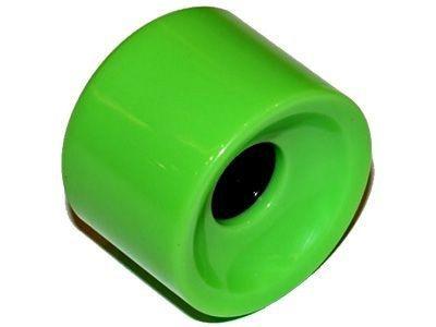 70mm 78a Blank Longboard Wheels Lime Grün (4 Stück) wheel set skateboard
